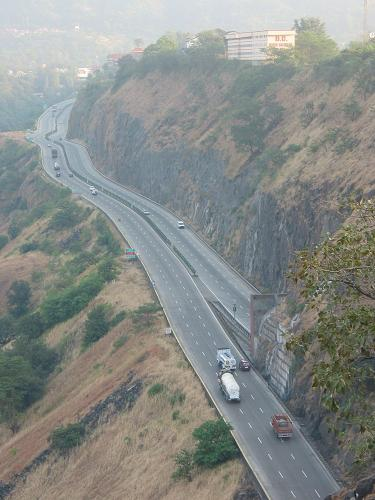Sandeep &#39;s World &gt;&gt; Mumbai Tripmumbai pune express highway 