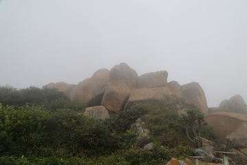 Near Antharagange peak