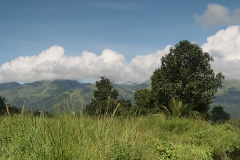 Banasura hill ranges