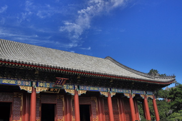 Hall of Benevolence and Longevity at Summer Palace