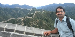 Me on top of Great Wall