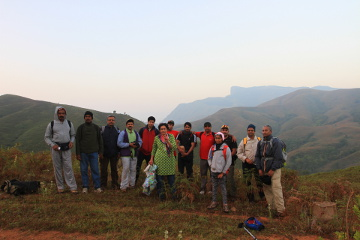 gang and Kudremukh peak