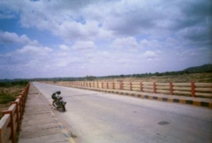 Krishna river bridge