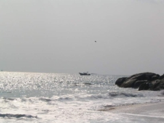 Muttom beach