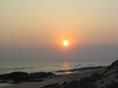 Sunset @ Kanyakumari