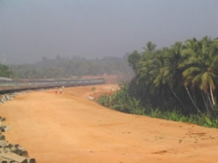 Train from Kanyakumari
