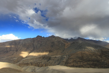 Canyons near Khardung