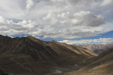 Road to Khardung