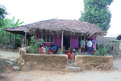 Thimmappa's house at Malandur