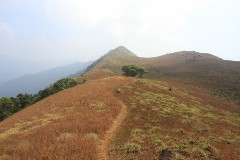 Pythalmala peak from the western side