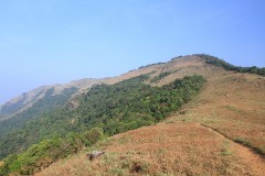 Pythalmala ridge from watch tower side