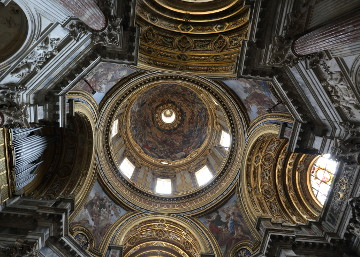 Dome of Sant'Agnese in Agone, Rome