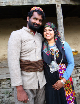 Himachal couple