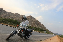 Avenger on NH44