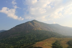 Velliangiri hills from Keralamedu